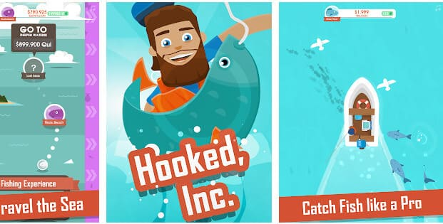 Hooked Inc Fisher Tycoon v2.12   Free Transport   No Commercials