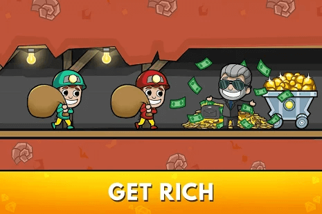 Idle Miner Tycoon V3.02.0   Mod Apk – Limitless Sources