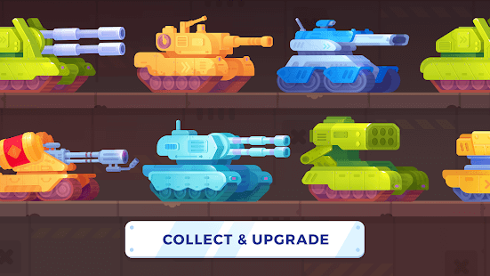 Tank Stars Mod Apk (v1.5.5)   Limitless Mod for Every little issue