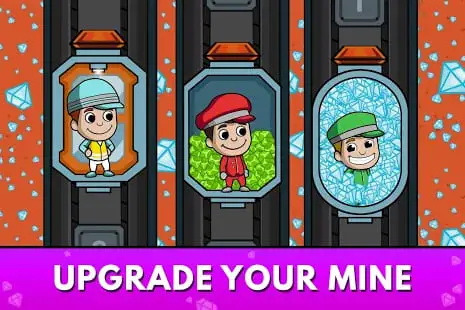 Idle Miner Tycoon Mod Apk (v3.52.0)   Limitless Every issue